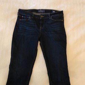 Like new lucky brand jeans